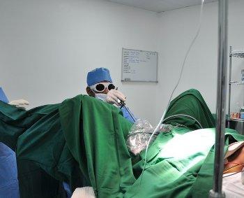 Incisione transuretrale della prostata (TUIP)