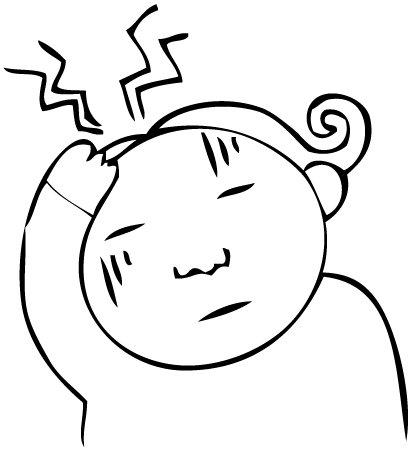 Il mal di testa nei bambini: cause e rimedi