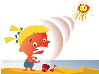 Le scottature solari:rimedi ed errori