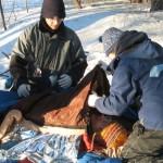 Ipotermia : manovre di primo soccorso