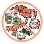 Allergia ai molluschi e crostacei : sintomi, cause, cure e prevenzione