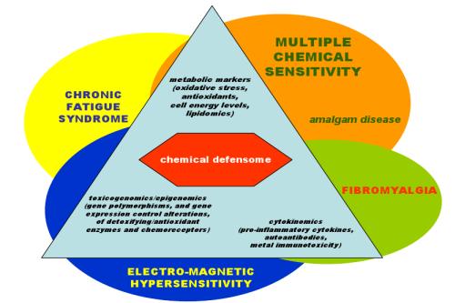 Sensibilità Chimica Multipla (MCS) : sintomi, cause e cure