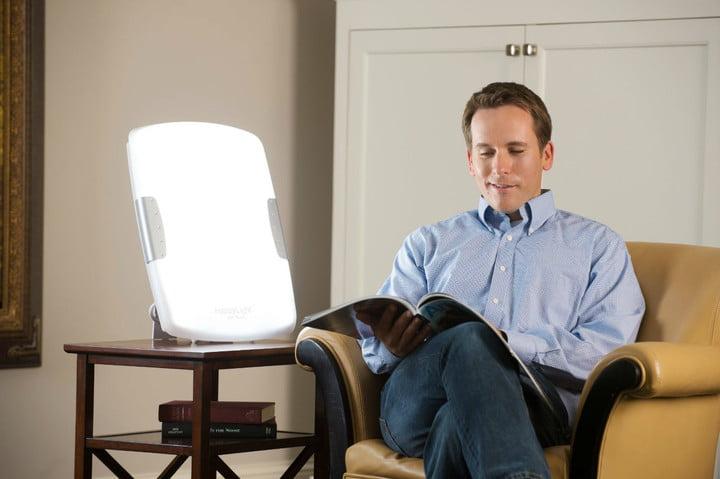 Terapia della luce: benefici ed effetti